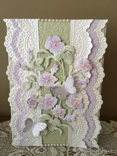 Summer Bouquet by lovesheltercats - Cards and Paper Crafts at Splitcoaststampers