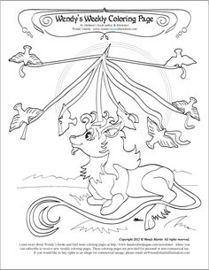 beltane coloring page httpwendymartinillustrationcomwordpress201204