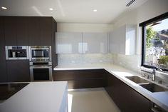 Modern Kitchen Design by Sharplife    www.imptile.com