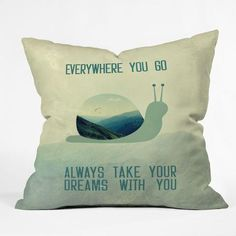 always take your dreams with you
