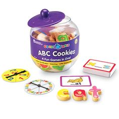 """Learning Resources Goodie Games ABC Cookies - Learning Resources - Toys """"R"""" Us"""
