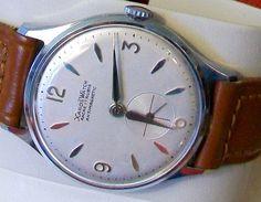 Xaros Watch – Rare&unique entirely Italian watch manufacture OISA  - Orologeria Italiana Società Azionaria - Manual wind - NOS - 1937/1955 by VintWatch on Etsy