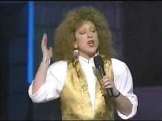 "Comic Relief ""Elayne Boosler"" Stand Up Comedy What's So Funny, Funny Stuff, Stand Up Comics, Queens Of Comedy, Laughter The Best Medicine, Stand Up Comedians, I Laughed, Movie Tv, Bond"
