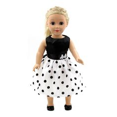 Polka Dot Perfection Dress, 44% discount @ PatPat Mom Baby Shopping App