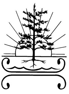 """Mi'kmaq Tribe Symbols - confederacy abenaki maliseet mi kmaq passamaquoddy and Penobscot ...Ezekiel 17:22-24 """"This saith the Lord God; I will also take of the highest branch of the high cedar, and will crop off from the top of his young twigs and plant it upon a high mtn...that all the trees of the field shall know that I have brought down the high tree, and have exalted the low tree..."""""""