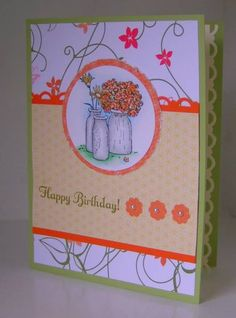 Country Morning by CinJH - Cards and Paper Crafts at Splitcoaststampers