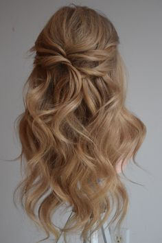 Wedding hairstyle - Ladylyn Gool