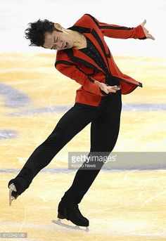 SHANGHAI China Japan's Daisuke Takahashi performs during the men's short program of the Cup of China figure skating competition in Shanghai on Nov 2...