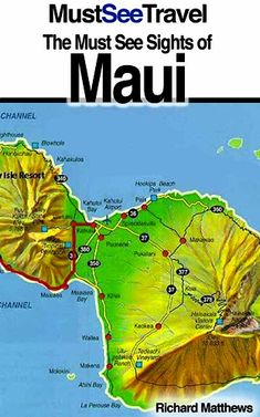 FREE Travel e-Book: The Must See Sights Of Maui {+ 14 more Maui Travel Tips} #maui