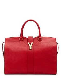 ChYc Cabas Tote, Large by YSL at Gilt