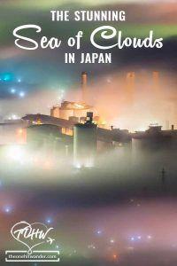 Japan's stunning Sea of Clouds! - The One Hit Wander The Sun Also Rises, Visit Japan, Nagano, Winter Wonderland, Clouds, Sea, Island, Wander, Block Island