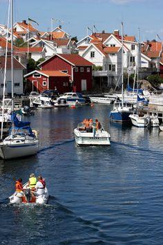 Grundsund, Bohuslän, Sweden - part of the Southern Gothenburg Archipelago.