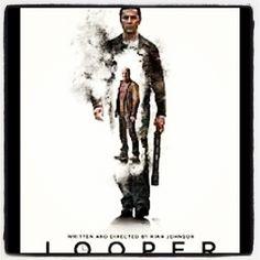 Looper ... amazing movie! Xoxo #movies #looper