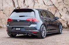 Volkswagen GTI Exhaust System – Performance - Cat Back Rims For Cars, Vw Cars, Wolkswagen Golf, Vw Golf Vr6, Katharina Witt, Gti Mk7, Car Volkswagen, Manual Transmission, Fuel Economy