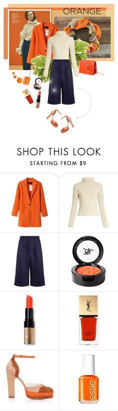 """""""Fall Beauty : Orange Crush"""" by yekyugasm ❤ liked on Polyvore featuring beauty, Ryan Roche, Emma Cook, Beauty Is Life, Bobbi Brown Cosmetics, Yves Saint Laurent, Terry de Havilland, Essie, Thierry Mugler and Topshop"""