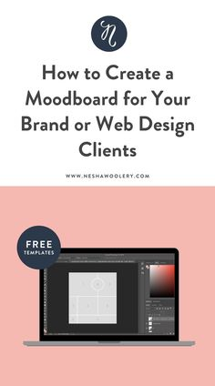 Moodboarding is essential to your brand and website design process and in today's post, I'm going to show you why + how to create your moodboards! Business Branding, Business Design, Creative Business, Business Tips, Online Graphic Design, Graphic Design Tips, Web Design, Successful Online Businesses, Creative Teaching