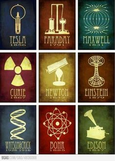 Scientists! Edison should not be there.