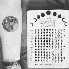 Non poteva certo mancare sul mio #bulletjournal il CALENDARIO LUNARE 2017!  • Instagram: @byouplanner Youtube: Byoutube Twitter: Byoutwitt Facebook: Byou.pic • #byouplanner #byoutube #moon #fullmoon #moonphases #moonphotos #tattoo #tatuaggio #luna #fasilunari #lunapiena #lunanuova #lunarcalendar #lunarphases #calendrierlunaire #lune
