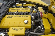 LS2 Corvette Engine