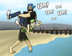 Septiplier - At the Beach by cartoonjunkie on DeviantArt. Yeah ...