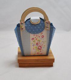 Guinga y bolsa favor - Floral