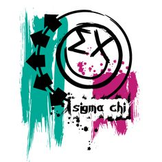 Sigma Chi, 90's Rock, Bro Tank, Fraternity, T-Shirt *All designs can be customized for your organization or chapter's needs
