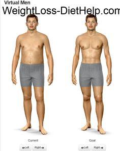Virtual Men - Weight loss, Fitness News & Tips