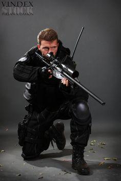 Sniper STOCK XVII by PhelanDavion on deviantART
