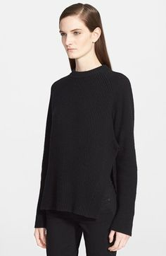 Proenza Schouler Ribbed Wool Blend Sweater available at #Nordstrom