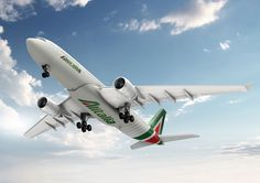 "Landor has rebranded Italian airline Alitalia, with the aim of creating a more sophisticated design that ""reflects the style of modern Italy"", says Peter Knapp, global creative officer at the consultancy. The rebrand comes as part of a wider strategy for a ""new Alitalia"", and follows United Arab Emirates airline Etihad Airways buying a 49 per cent stake in the Italian airline."