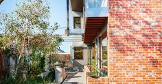 Finding the perfect site right under their noses meant these talented Melbourne architects could finally build their own sustainable home.