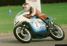 Percy Tait - Triumph Trident