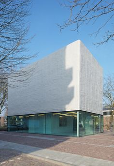 Social Condenser. Location: Amsterdam, Netherlands; architects: ATELIER KEMPE THILL