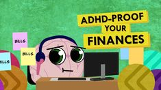 How to Fix Your Credit (and How ADHD Gets in the Way) Fix Your Credit, Adhd Symptoms, Add Adhd, Mental And Emotional Health, Managing Your Money, Money Matters, No Way, Finance, Learning