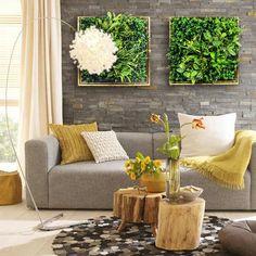 Artifical Vertical Garden with LED Lights Plant Wall Decor, Green Wall Decor, Flower Wall Backdrop, Wall Backdrops, Backdrop Wedding, Austin Rosen, Artificial Green Wall, Moss Wall Art, Tropical Bedrooms
