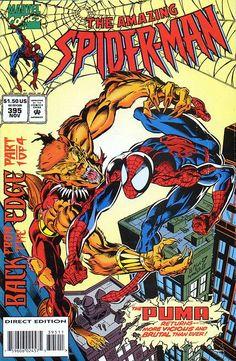 The Amazing Spider-Man (Vol. 1) 395 (1994/11) 3/26/2016 ®....#{T.R.L.}
