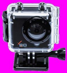 $99 (50% OFF) Kaiser Baas X80 Sports Camera @ JB Hi-Fi - Bargain Bro