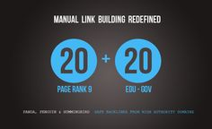 20 PR9 + 20 EDU - GOV Backlinks From Authority Domains