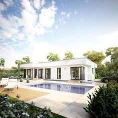 moderner bungalow concept m 100 v8 von bien zenker