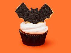 food network bat cupcakes