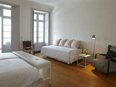 family room 2 @ Pensão Favorita | Porto | Portugal