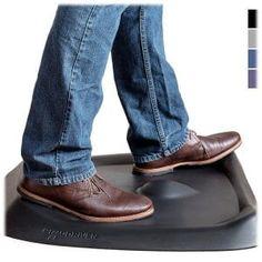 Topo The Not-Flat Standing Desk Anti-Fatigue Mat with Calculated Terrain Blender 3d, Best Standing Desk, Standing Desks, Anti Fatigue Kitchen Mats, Inkscape Tutorials, Gadgets, Sore Feet, Desk Mat, Fursuit