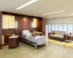 patient room design - Google Search