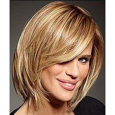 Cute Everyday Hairstyles - Looking great doesn't have to be effort intensive. Check out these cute everyday hairstyles for every hair length. Short Straight Hair, Short Hair Cuts, Short Hair Styles, Thick Hair, Shoulder Length Hair Cuts With Layers, Pixie Cuts, Hairstyles Haircuts, Straight Hairstyles, Cool Hairstyles