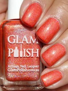 Glam Polish Without Us, You're Nothing // @kelliegonzoblog