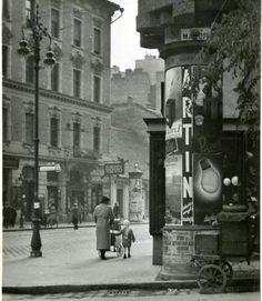 1936. Margit utca Margit körút sarok History Photos, Budapest Hungary, Vintage Photography, Old Pictures, Historical Photos, Retro Vintage, Arch, The Past, Street View