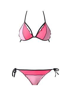 Calzedonia bikini hose schwarz
