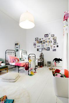 Billeder på væg