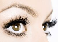 lash extensions...yes!