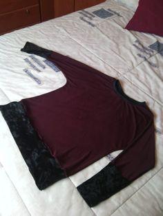 Camiseta osha de mi rincon de mariposas...